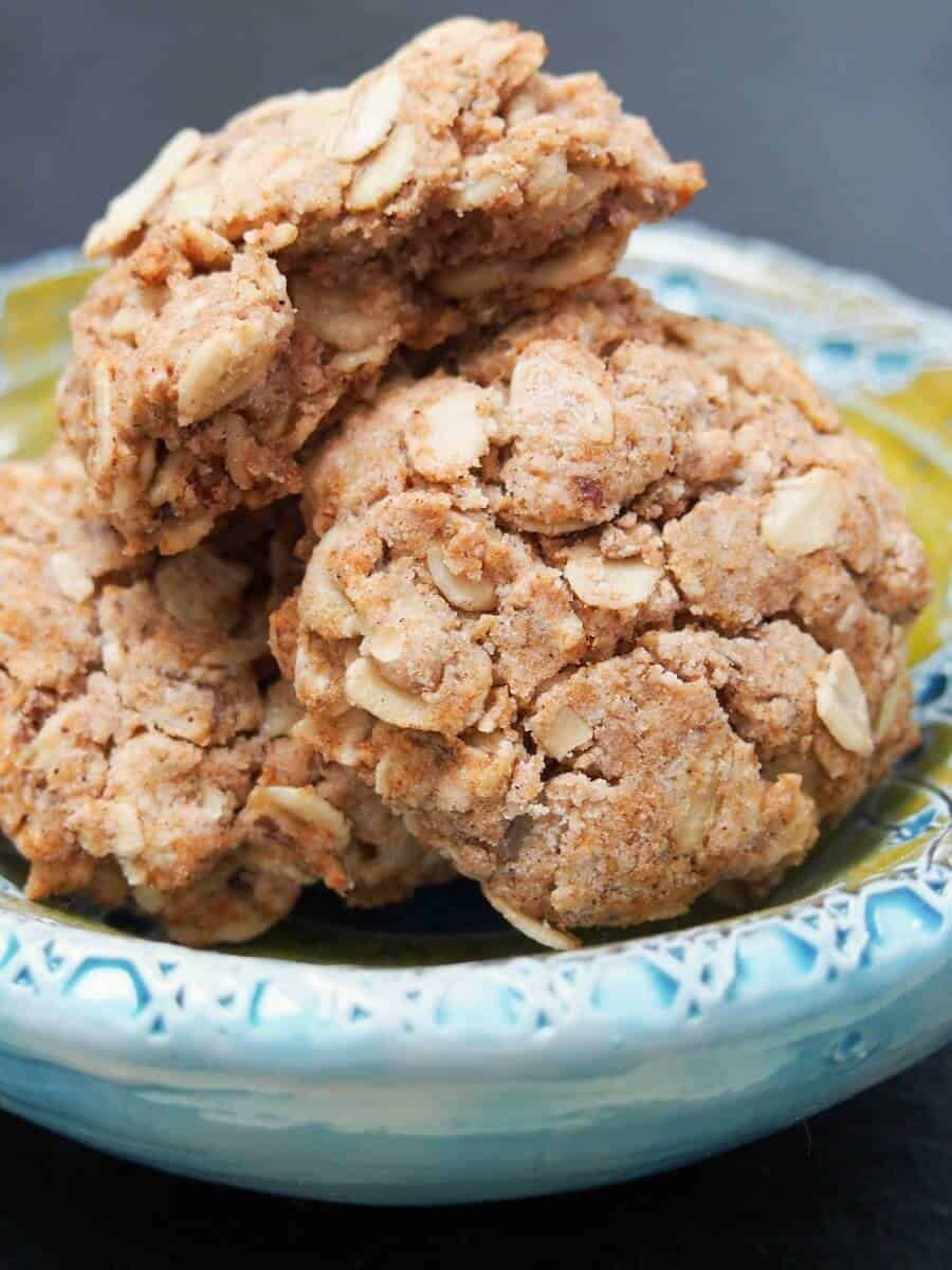 Spiced Vermont Maple Cookies