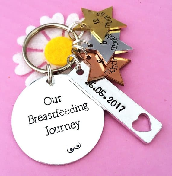 Another breastfeeding charm