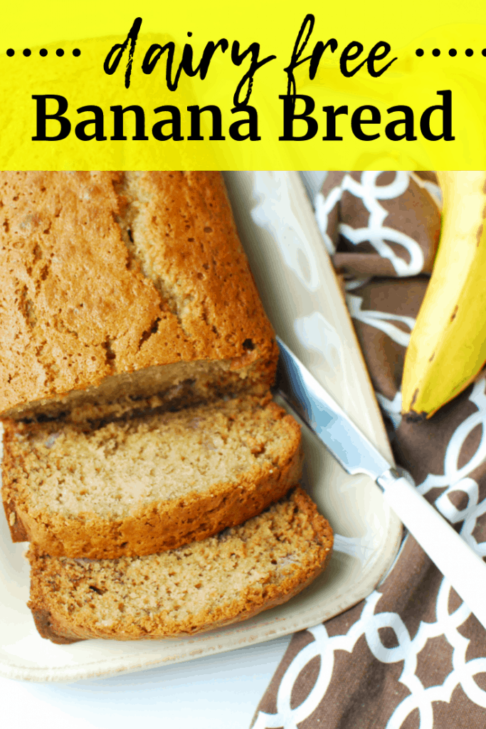 Dairy Free Banana Bread Dairy Free For Baby