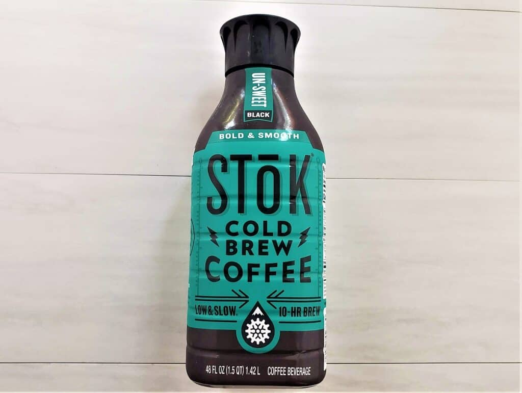 Stok cold brew coffee